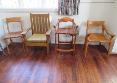 Dave Watson chairs