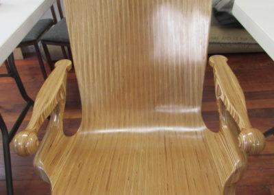 Len Helms plywood chair