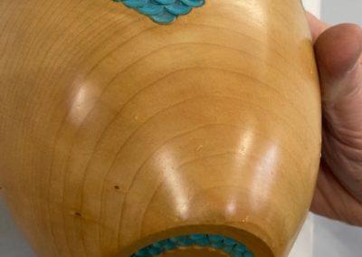 Roger Dean - carved embellishment 26/6/20