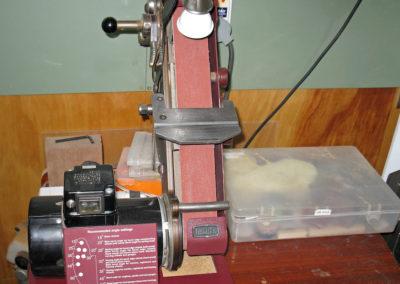 Pro Edge sharpening system