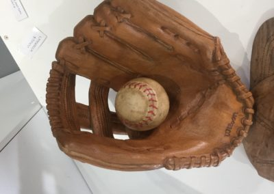 Kevin McCardell - baseball & glove