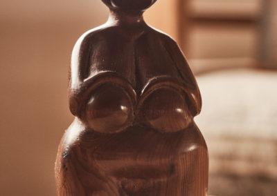 figurine H Oliver