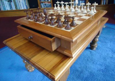 Chess set K Lang